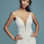 Maggie Sottero - Tuscany Lynette - Front View