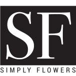 simply flowers simple logo