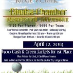 Ridge Creek April Event